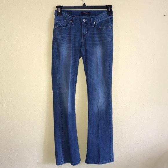 Levi's Denim - Levi's Curvy Cut 528 Jeans
